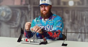Rod Building Tips From Pro Angler Jim Dillard