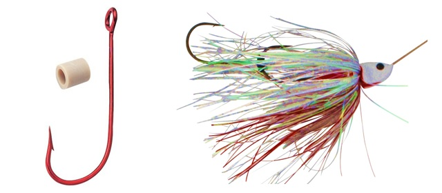 Spinnerbait With Stinger HookSpinnerbait With Stinger Hook