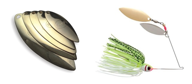 Willow Blade Spinnerbait