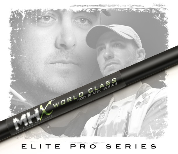 Elite Pro Series Rod Blanks by MHX