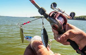 Kevin VanDam's Spinnerbait Fishing Techniques WIll Catch More Bass