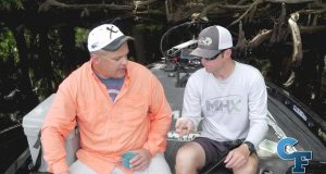Bass Fishing Kissimmee Grass With The Gambler Big EZ